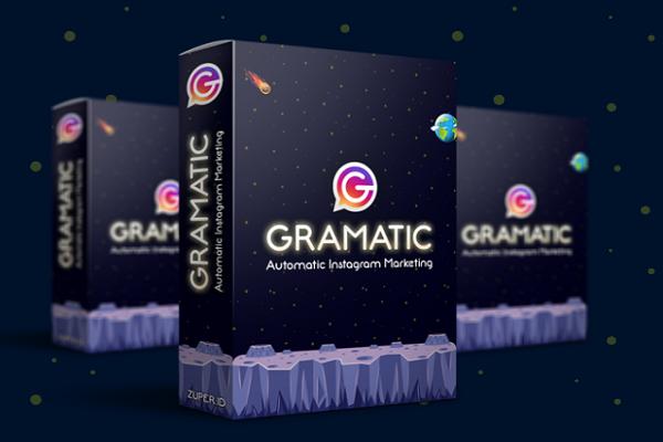 Tools untuk meningkatkan Follower & Profit Jualan di Instagram secara Otomatis - Gramatic
