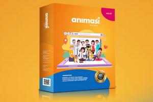 template powerpoint animasi