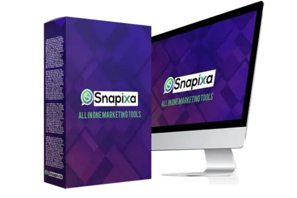 Pembuat landing page tanpa domain hosting Snapixa