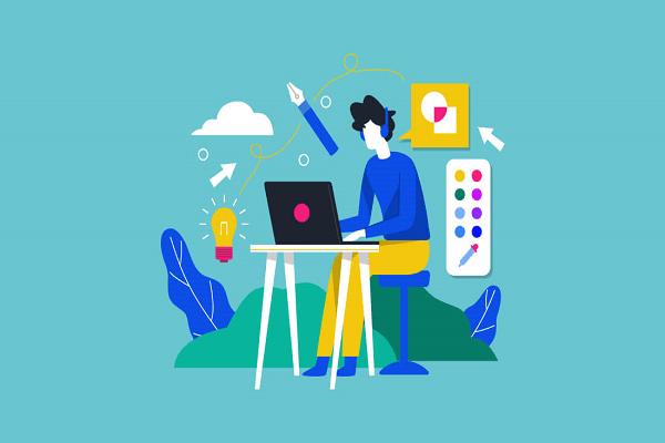 bisnis jasa desain grafis