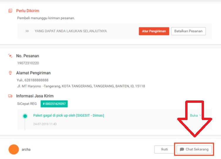 Cara Meningkatkan Penjualan Di Shopee Menggunakan Fitur Chat Penjual