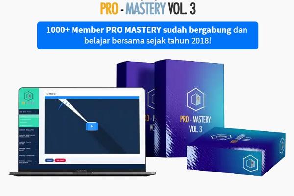 peluang bisnis sampingan produk digital pro mastery